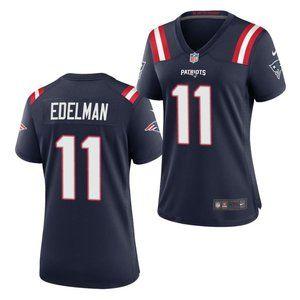 Women Patriots Julian Edelman Jersey